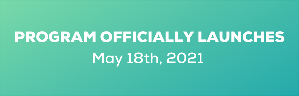 program officially launches we4f may 18 2021